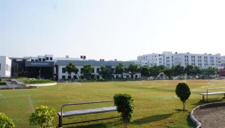 Eco Friendly Campus