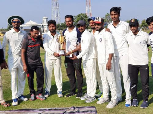 Gujarat Premier League Cricket Runners up 2019