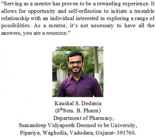 Kaushal S. Dedania