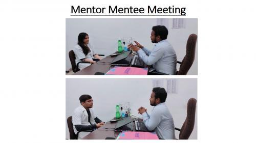 Mentor Meeting 1